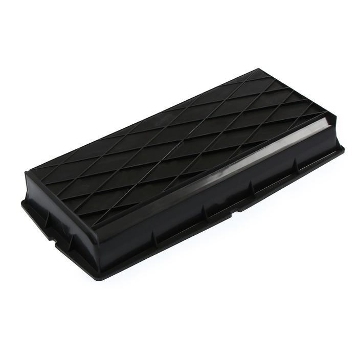 Форма для бордюра, 50 × 21 × 7 см, Ф15002