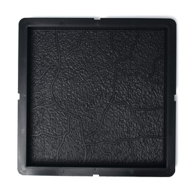 Форма для тротуарной плитки «Плита. Тучка», 30 × 30 × 3 см, Ф12011, 1 шт