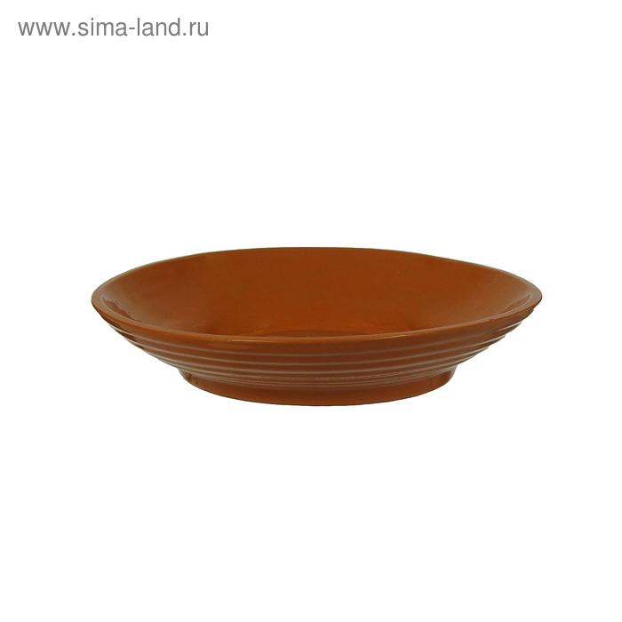 Тарелка средняя