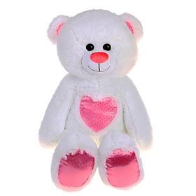 Мягкая игрушка «Медвежонок Монти», 100 см
