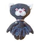 """Набор для создания игрушки """"Кошечка Элиза"""" 24 см"""