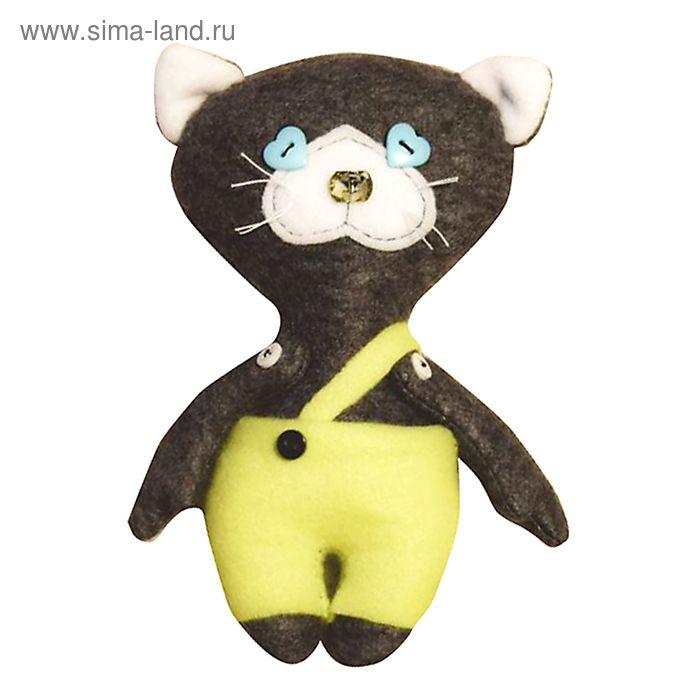"""Набор для создания игрушки """"Котик в Чапа"""" 24 см"""
