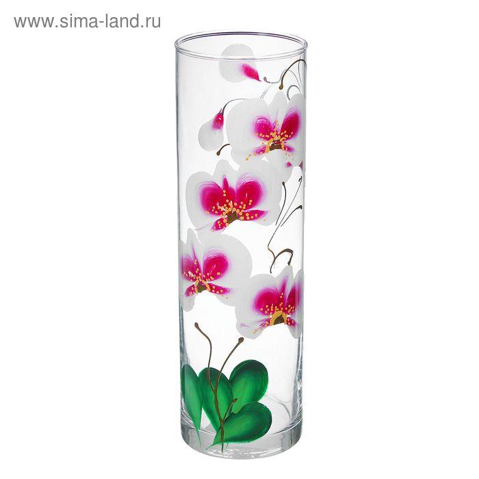 """Ваза Flora """"Орхидея"""" прямая"""
