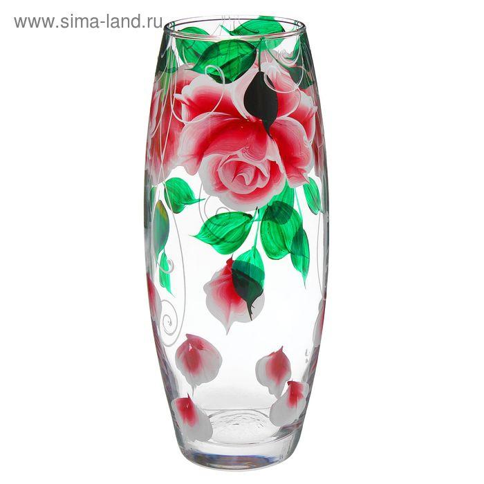 """Ваза Flora """"Розовые лепестки"""""""