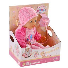 Кукла My little BABY born с пустышкой