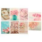 Набор почтовых карточек «Шебби», 9 × 13 см