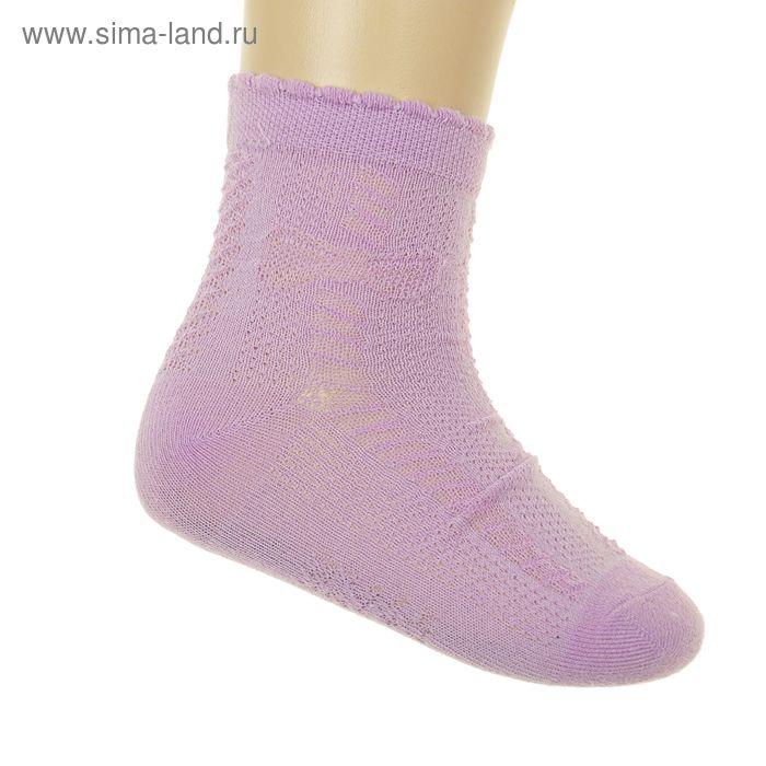 Носки детские Кокетка, размер 16-18 (размер обуви 23-28), цвет МИКС GS-149