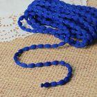 Шнур для плетения декоративный, d=5мм, 5±1м, цвет №111 синий