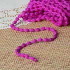 Шнур для плетения декоративный, d=5мм, 5±1м, цвет №109 лиловый
