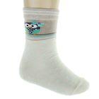 Носки детские арт.4В456, цвет молочный, р-р 16-18 (разм.обуви 26-28)