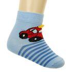 Носки детские, цвет голубой, размер 10-12 (разм.обуви 16-18)