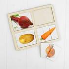 Разрезные картинки «Овощи-2» - фото 105598399