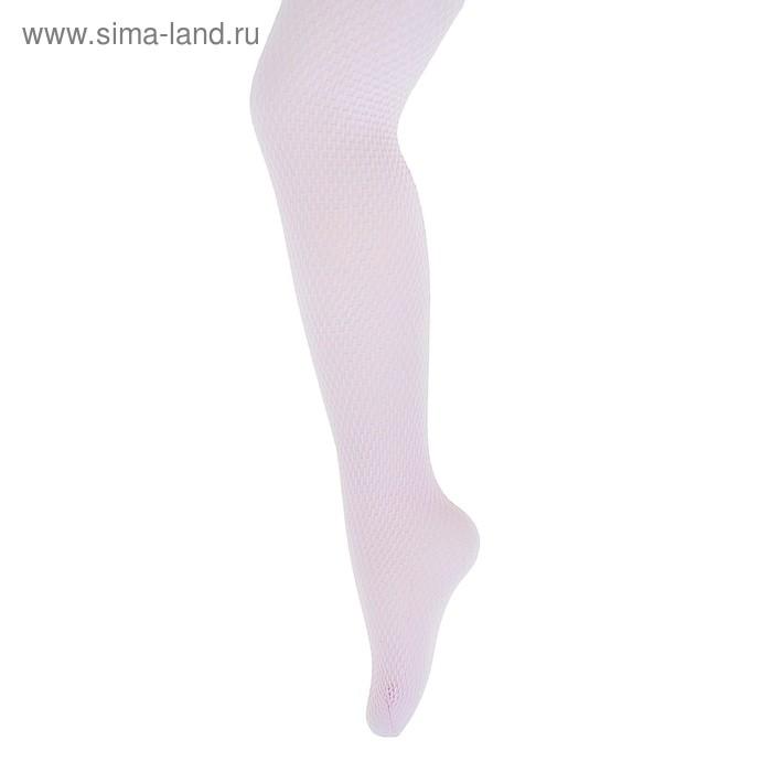 Колготки детские арт.152, цвет светло-розовый, рост 116-122 см (6-7 лет)