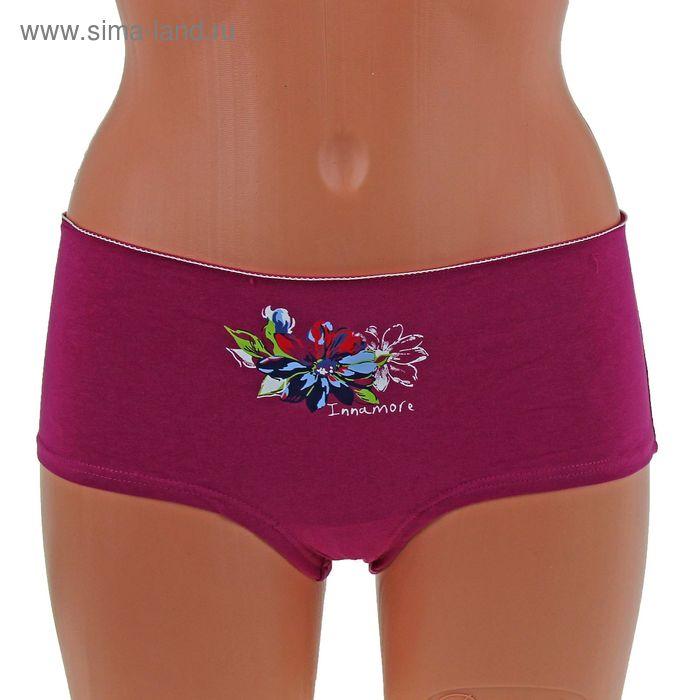 Трусы женские шорты IM1D351368 Camomilla, р-р 46 (4)