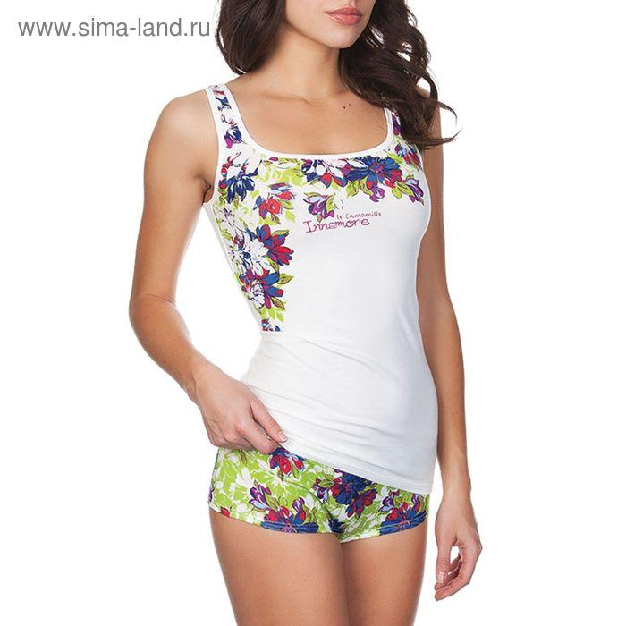 Пижама женская (майка, шорты) IMD4251366 Camomilla, р-р 48 (5)