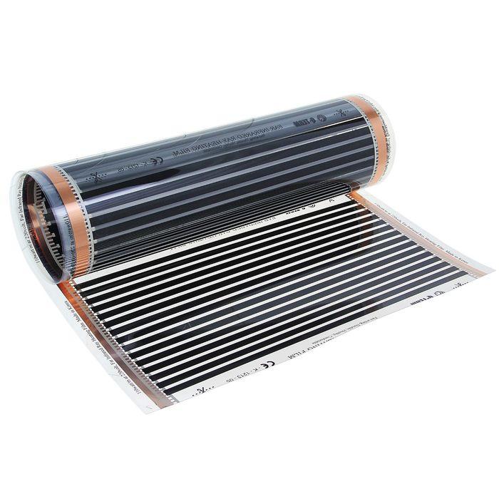 Теплый пол WarmFilm 660-3.0, 660 Вт, инфракрасный, плёночный, под ламинат/линолеум, 3 м2