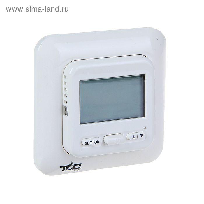 Терморегулятор ТС402, программируемый