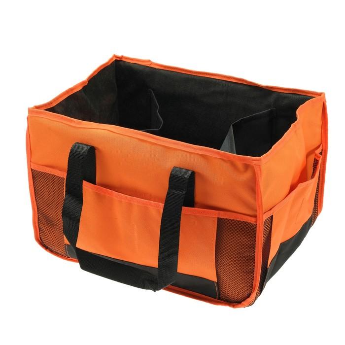 Органайзер в багажник, средний, 40 × 30 × 26 cм