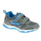 Кроссовки детские STROBBS, цвет голубой, размер 28 (арт. S1424-1)