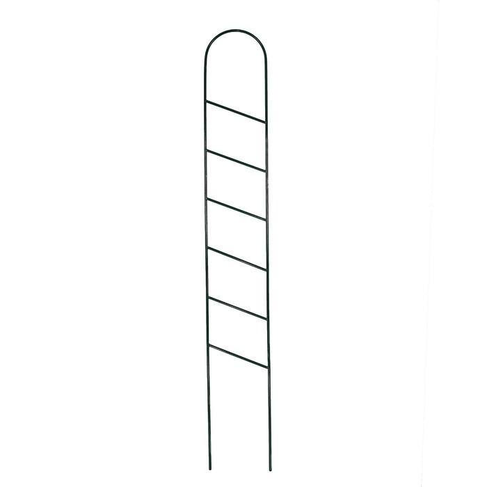 """Шпалера """"Лесенка-2"""", 178 х 26 х 1 см, цвет зелёный"""
