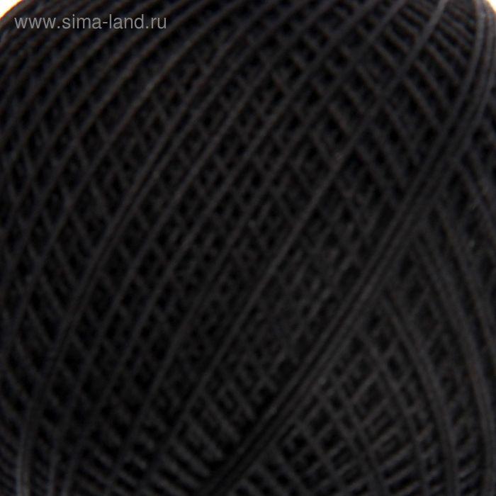 """Нитки вязальные """"Кружевница"""" 195м/25гр 100% мерсеризованный хлопок цвет 7214"""