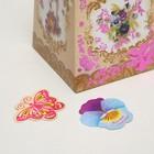 """Подарочная коробка """"Нежное настроение"""" конфетница, сборная, 15 х 10,5 х 8,5 см"""