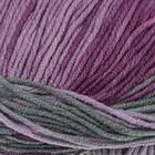 """Пряжа """"Cotton Gold Batik"""" 55% хлопок, 45% акрил, 330м/100гр (4149)"""