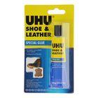 Клей специальный UHU schuh&leder для кожи и обуви 30 г , блистер