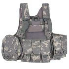 Жилет разгрузочный KINGRIN CIRAS vest (ACU) VE-01-ACU