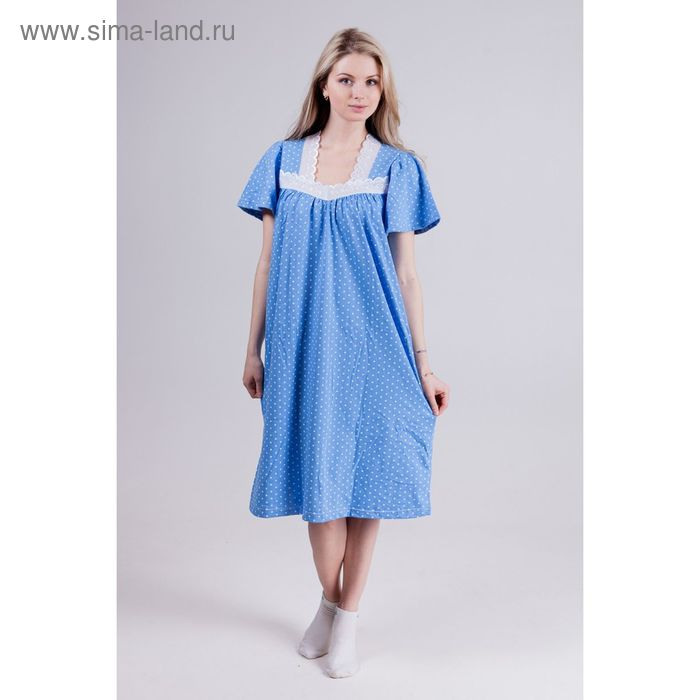 Сорочка женская Зоя МИКС, р-р 52