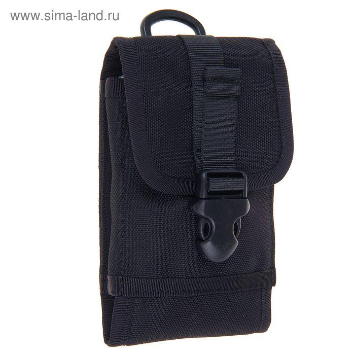 Подсумок Mobile bag Black BP-19-BK, 0,4 л