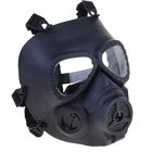 Маска для страйкбола KINGRIN V4 avengers cosplay toxic Gas M04 mask w/ Fan (Black) MA-27-BK   134755
