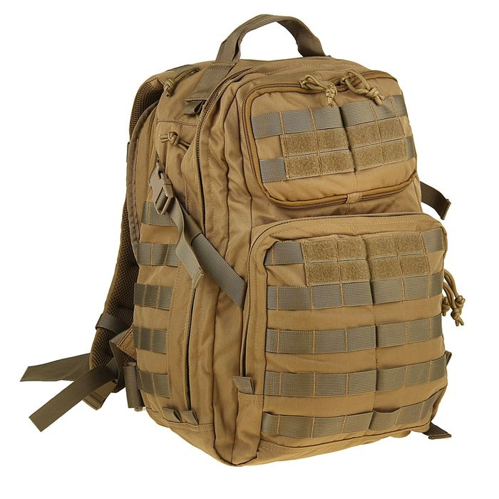 Рюкзак Travel Backpack Tan BP-07-T, 45 л