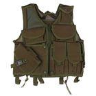 Жилет разгрузочный KINGRIN TVE tactical vest (OD) VE-31-OD