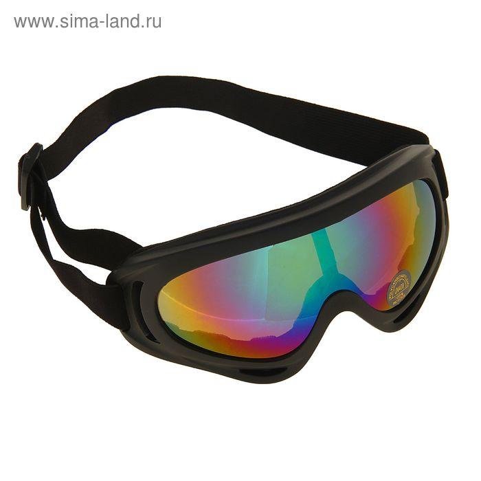 Очки защитные для страйкбола Antiglare Goggles MA-86-OR