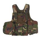 Жилет разгрузочный KINGRIN CIRAS vest (Woodland) VE-01-WL