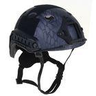 Шлем для страйкбола KINGRIN FAST helmet PJ version low version (TYPHON) HL-09-PJ-TY