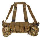 Жилет разгрузочный KINGRIN Tactical vest (CP) VE-16-CP