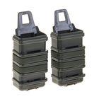 Подсумок Fast Mag accessory box of vest (S SIZE) OD MG-03-OD