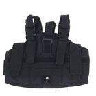Кобура для страйкбола MOLLE Tactical holster  Black GB-12-BK