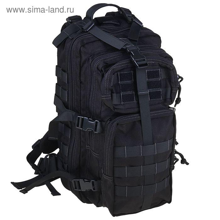 Рюкзак 3P Tactical Backpack Black BP-02-BK, 40 л