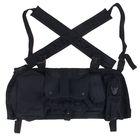 Жилет разгрузочный KINGRIN M4 vest (Black) VE-07-BK