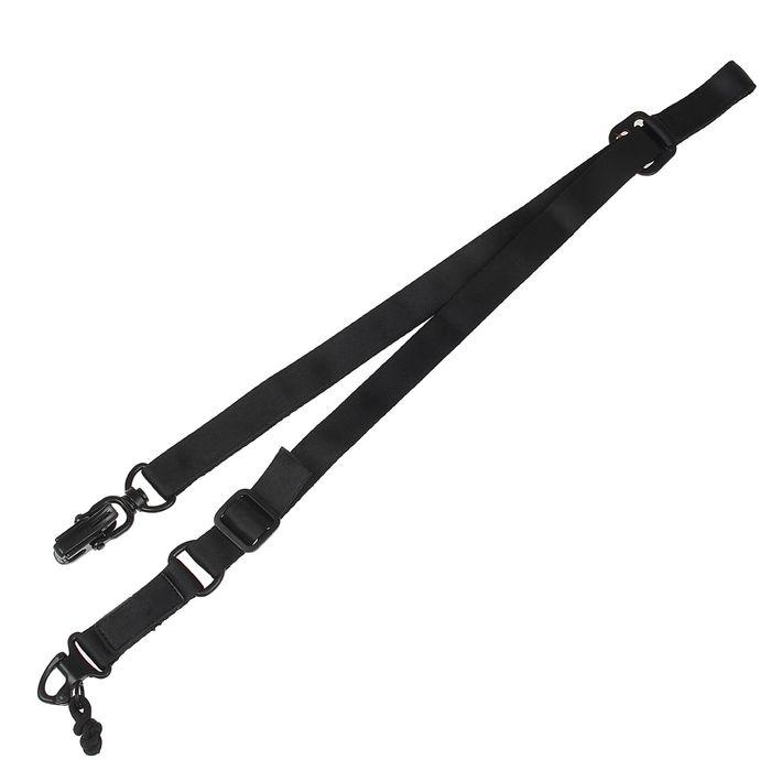 Ремень оружейный MS2 sling(without logo) SL-23-BK