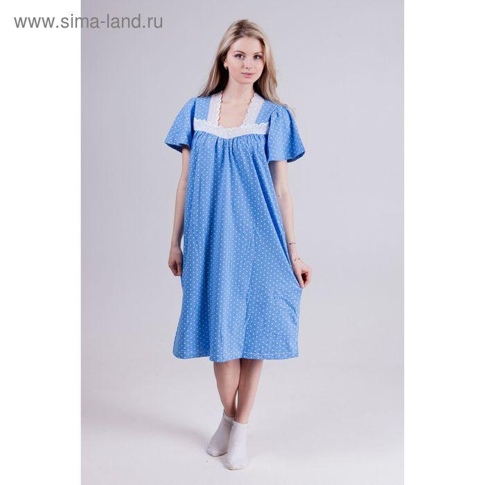 """Сорочка женская """"Зоя"""", цвет микс, размер 60"""