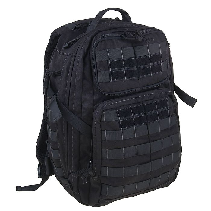 Рюкзак Travel Backpack Black BP-07-BK, 45 л