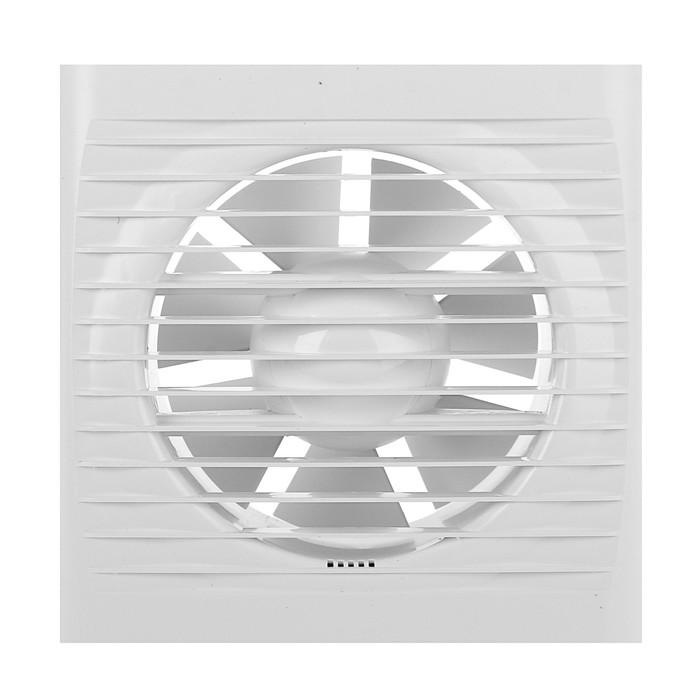 Вентилятор вытяжной AURAMAX OPTIMA 5, 175х175 мм, d=125 мм, 220‒240 В