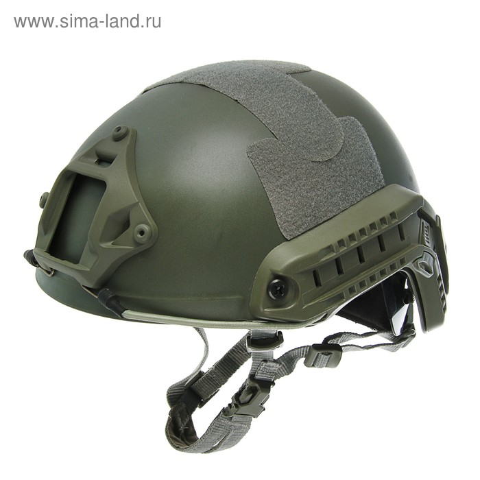 Шлем для страйкбола KINGRIN FAST helmet MH version (Grey) HL-05-MH-G