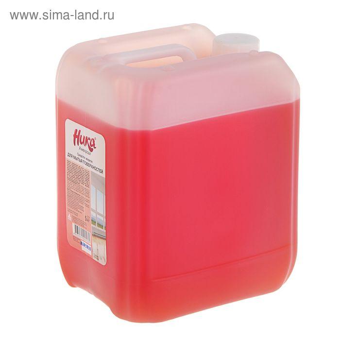 """Средство жидкое для мытья поверхностей """"Ника-Универсал"""", канистра, 5 кг"""