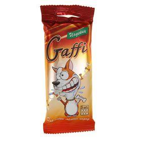 Лакомство GAFFI для собак мелких пород для чистки зубов, индейка 40 г Ош