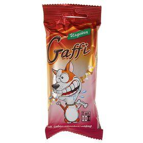 Лакомство GAFFI для собак средних пород для чистки зубов, индейка, 70 г Ош